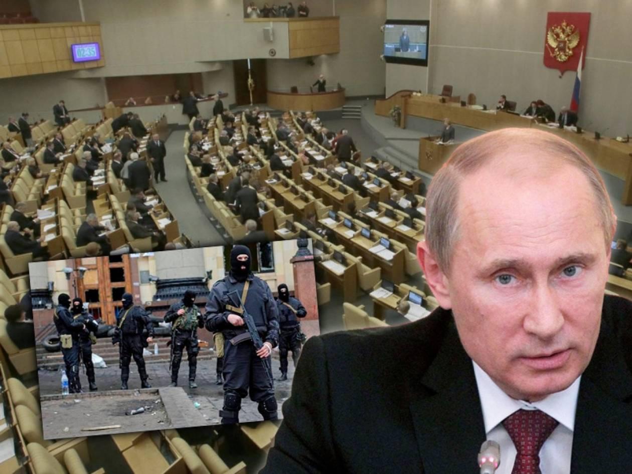 Η Μόσχα προειδοποιεί: «Αν χυθεί αίμα δεν θα μείνουμε αμέτοχοι»