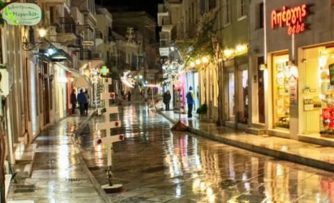 Σύρος:Κατάργηση των πεζόδρομων της Ερμούπολης ζητούν οι επιχειρηματίες