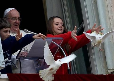 Το Βατικανό προσέλαβε το δικό του γεράκι