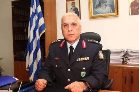 Νέος αρχηγός της αστυνομίας  ο Δημήτριος Τσακνάκης