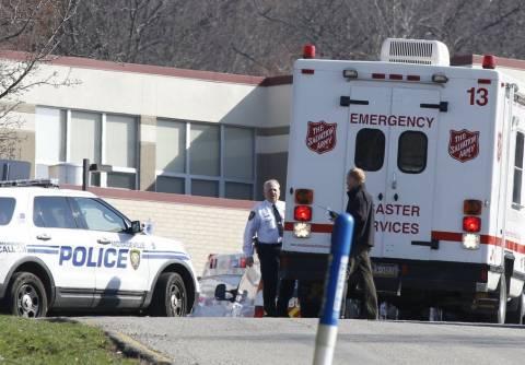 ΗΠΑ: 16χρονος μαχαίρωσε 22 συμμαθητές του σε σχολείο της Πενσιλβάνια!