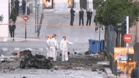 Έκρηξη βόμβας στην Αθήνα: Κλεμμένο το Ι.Χ. που εξερράγη