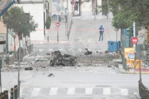 Έκρηξη στην Αθήνα: Σοκαριστικές φωτογραφίες από το σημείο