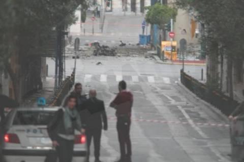 Έκρηξη στο κέντρο της Αθήνας: Τα σχόλια των χρηστών στο Twitter