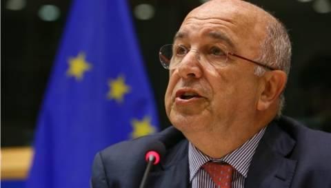 Ο Αλμούνια για τις τελευταίες οικονομικές εξελίξεις στην Ελλάδα