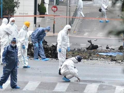 Αντιτρομοκρατική: «Άρωμα» Μαζιώτη πίσω από την έκρηξη - μαμούθ