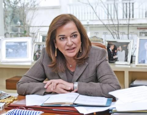 Μπακογιάννη: Ήμουν και είμαι πάρα πολύ ανήσυχη