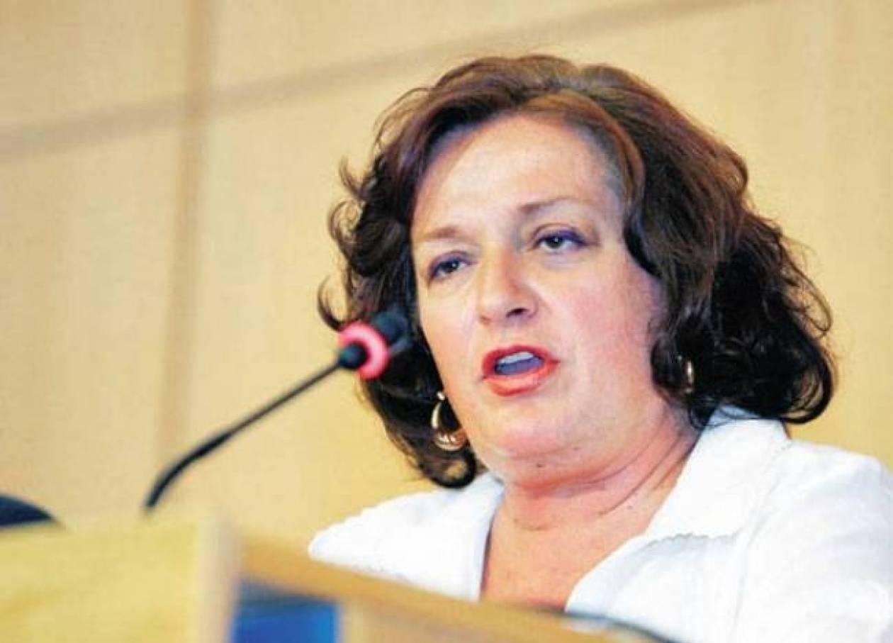 Γιαννάκου: Aπογοήτευση για την κατάργηση της λίστας στις Ευρωεκλογές