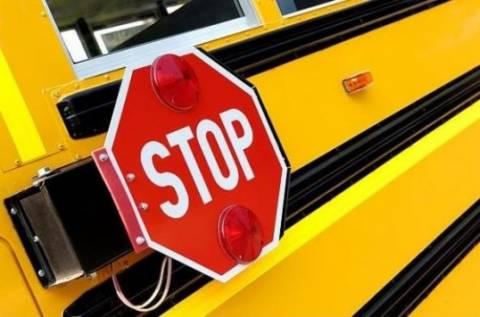 Οδηγός σχολικού άφησε 16χρονο να οδηγήσει το λεωφορείο