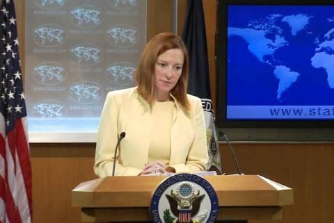 ΗΠΑ: Καταδίκασε τη βομβιστική επίθεση στην Αθήνα το Στέιτ Ντιπάρτμεντ