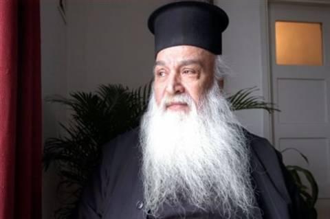 Νοσηλεύεται στη Θεσσαλονίκη ο Μητροπολίτης Γρεβενών κ.κ. Σέργιος