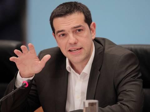 Τσίπρας: Ή με τον ΣΥΡΙΖΑ ή με την Μέρκελ