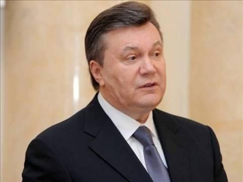 Ρωσία: Δεν εκδίδουμε τον Γιανουκόβιτς, είναι ο νόμιμος πρόεδρος