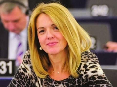Κοππά: Η υποψήφια Ευρωβουλευτής στη Κομοτηνή