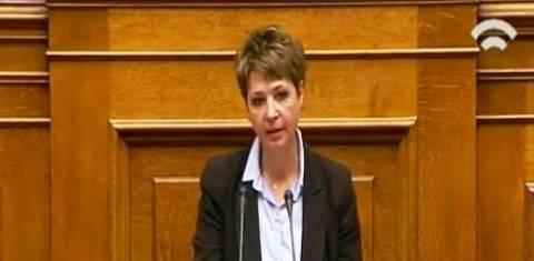 Η Όλγα Γεροβασίλη παρουσιάζει τους υποψηφίους στην Άρτα