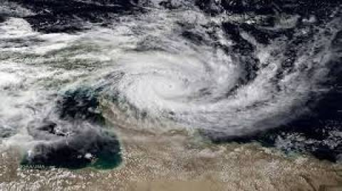 Ο κυκλώνας Ίτα έπληξε την ανατολική αυστραλιανή ακτή