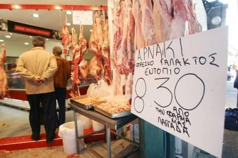 «Ανοιχτή»  η τιμή του οβελία στη Θεσσαλονίκη