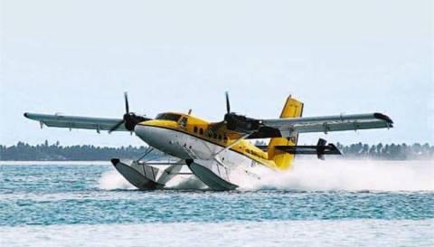 Λίμνη Βεγορίτιδα: Πτήσεις υδροπλάνων τη Δευτέρα