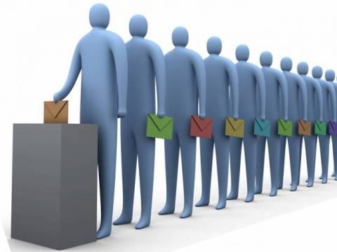 Νέα δημοσκόπηση: Προβάδισμα ΣΥΡΙΖΑ σε εκλογές και παράσταση νίκης
