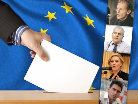 Ξαρχάκος, Στεφανάδης, Ράγιου, Ζαγοράκης στο «γαλάζιο» ευρωψηφοδέλτιο