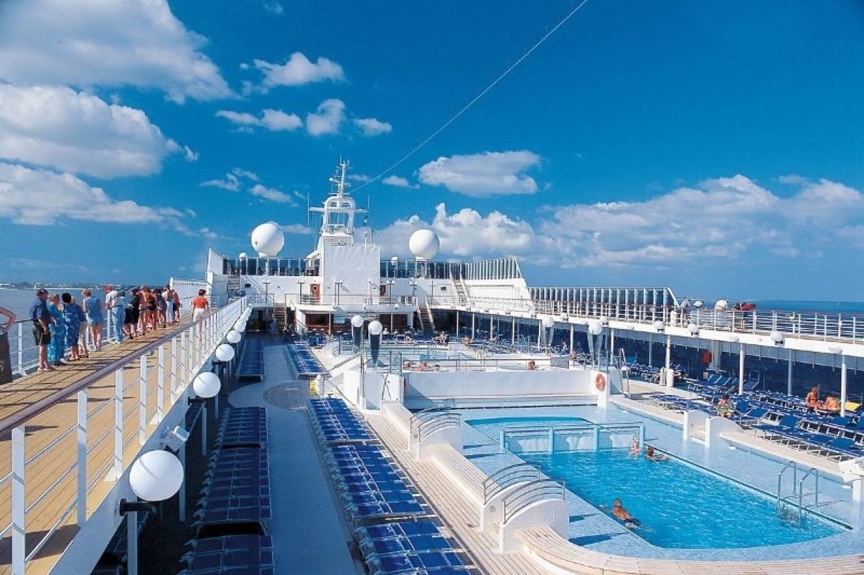 Αισιοδοξία για τον τουρισμό- Κυριακή των Βαΐων με τρία κρουαζιερόπλοια
