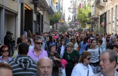 Αισιόδοξοι οι έμποροι για τις πασχαλινές αγορές