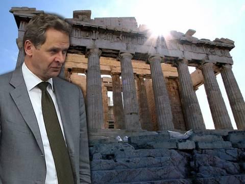 Τόμσεν: Η Ελλάδα θα χρειαστεί πρόσθετη χρηματοδότηση