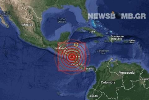 Σεισμός Νικαράγουα: Δεν υπάρχουν αναφορές για ζημιές