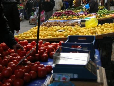 Τα πάνω - κάτω στις λαϊκές αγορές και στα παζάρια