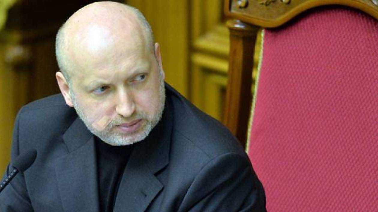 Τουρτσίνοφ:Tο Κίεβο δεν τάσσεται εναντίον διεξαγωγής δημοψηφίσματος