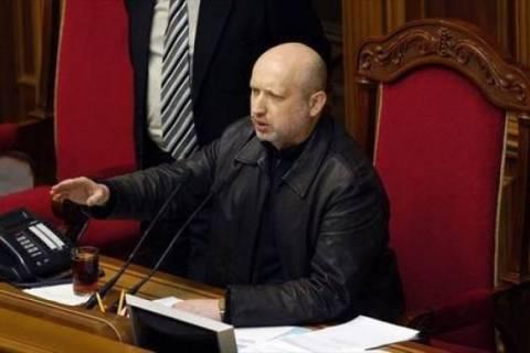 Ουκρανία: Ο Τουρτσίνοφ ζητά τη βοήθεια του ΟΗΕ