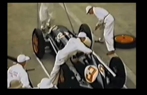 F1: Δείτε την απίστευτη εξέλιξη του pit stop (video)