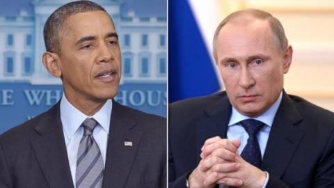 Ο Ομπάμα επέκρινε τις ρωσικές ενέργειες και ζητά διπλωματική λύση