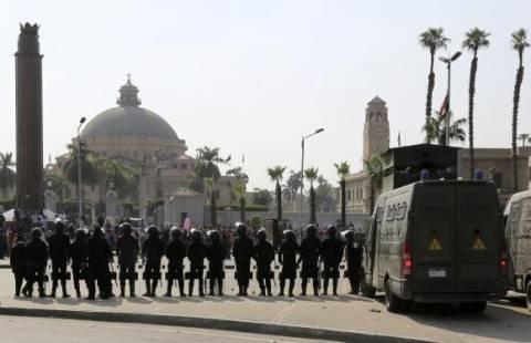 Αίγυπτος: Ένας φοιτητής νεκρός  στο Πανεπιστήμιο του Καΐρου