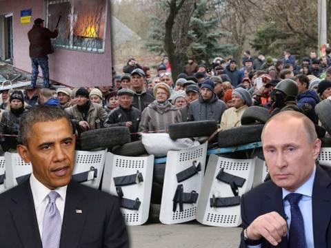Στο «κόκκινο» η κατάσταση στην Ουκρανία