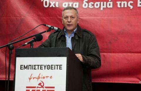 «Ψήφος στο ΚΚΕ σημαίνει ψήφος κατά των αντιλαϊκών μέτρων»