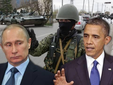 Ένα βήμα πριν τον εμφύλιο η Ουκρανία