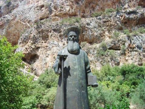 Τι είπε ο Πατροκοσμάς σε πρόσφατη «εμφάνισή του» σε ιερέα