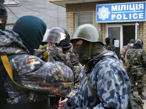 Το Κίεβο στέλνει άμυαλους πρώην διαδηλωτές στην «κρεατομηχανή»