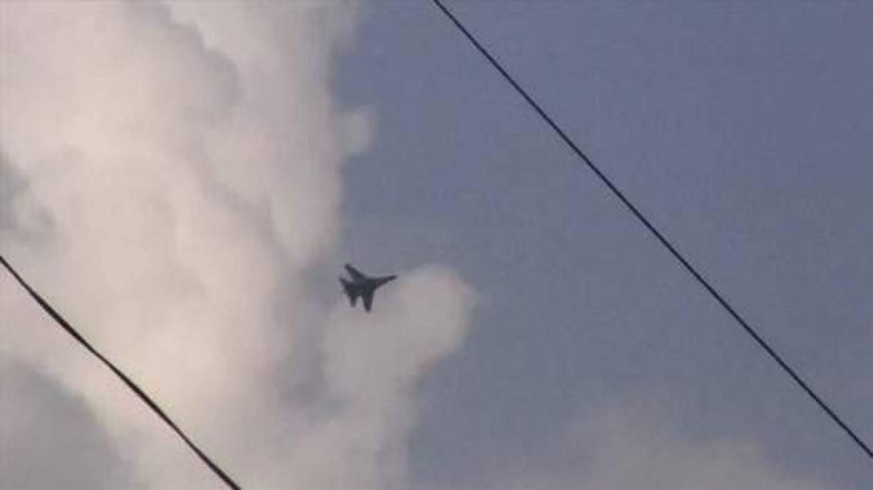 Κραματόρσκ: 11 νεκροί σε αεροπορική βάση
