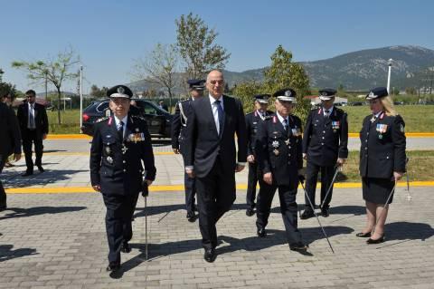 Ο Δημήτριος Τσακνάκης ανέλαβε την αρχηγία της ΕΛΑΣ (photos)