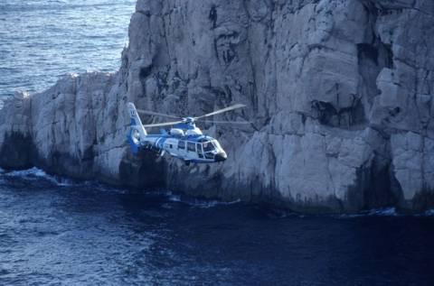 Ιτέα: Ολοκληρώθηκε η επιχείρηση διάσωσης του ψαρά