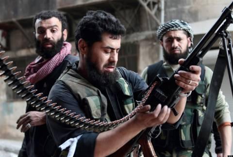 Με αμερικανικά αντιαρματικά πολεμούν οι Σύροι αντάρτες