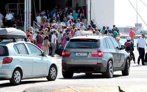 Aύξηση 20% στις κρατήσεις των ακτοπλοϊκών εισιτηρίων