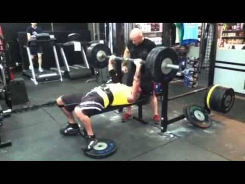 Ο χειρότερος για να πάρεις μαζί σου στο γυμναστήριο! (video)