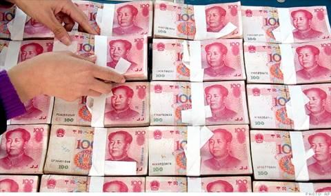 Οι ΗΠΑ ανησυχούν για τη νομισματική πολιτική της Κίνας