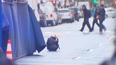Συναγερμός στη Βοστόνη - Βρέθηκαν ύποπτα σακίδια (video)