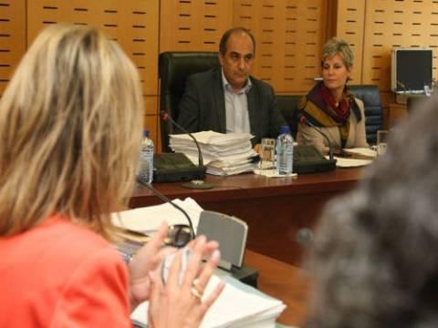 Στην Επιτροπή Θεσμών προσχέδιο για χρηματοπιστωτικό σύστημα