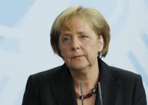 Αισιόδοξη η Μέρκελ για εκτόνωση στην Ουκρανία
