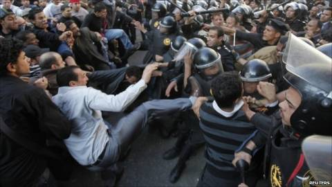 Αίγυπτος: Στη φυλακή 119 μέλη της Μουσουλμανικής Αδελφότητας